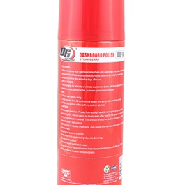 DG Dashboard Polish Strawberry 450ml - Red-SehgalMotors.Pk