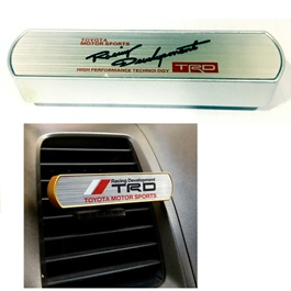 TRD High Performance Grill AC Perfume Chrome-SehgalMotors.Pk