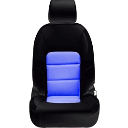 Honda Civic Seat Covers Black Blue Design 2 - Model 2016-2020-SehgalMotors.Pk