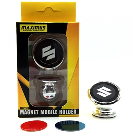Maximus Suzuki Magnet Mobile Holder | Phone Holder | Mobile Holder | Car Cell Mobile Phone Holder Stand-SehgalMotors.Pk