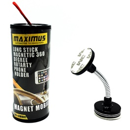 Maximus Long Stick Magnet Mobile Holder-SehgalMotors.Pk