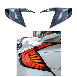 Honda Civic Smoke Back Light - Model 2016-2017