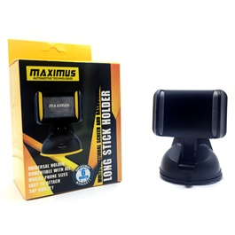 Maximus Dashboard Mouth Mobile Holder Black-SehgalMotors.Pk