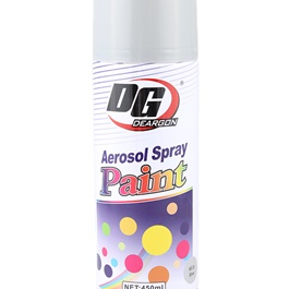 DG Spray Paint 450ml - Silver-SehgalMotors.Pk