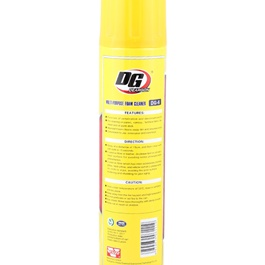 DG Foam Cleaner 650ml - Yellow-SehgalMotors.Pk