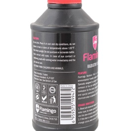Flamingo Radiator Flush 354ml - Black-SehgalMotors.Pk