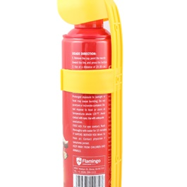 Flamingo Fire Stop 500ml - Red