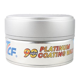 7CF Platinum Coating Wax - Silver-SehgalMotors.Pk