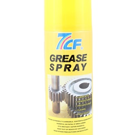 7CF Grease Spray 450ml - Yellow-SehgalMotors.Pk