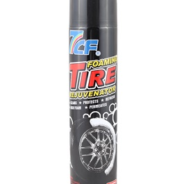 7CF Foamy Tyre Rejuvenator 650ml-SehgalMotors.Pk