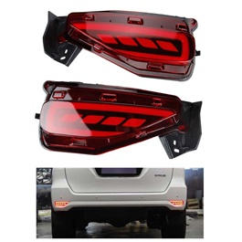 Toyota Fortuner Rear Bumper Lamp - Model 2016-2017-SehgalMotors.Pk