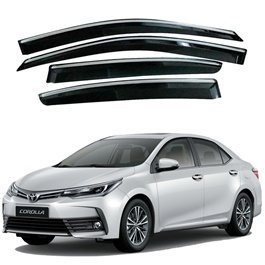 Toyota Corolla Face Lift Air Press with Chrome - Model 2017-2019-SehgalMotors.Pk