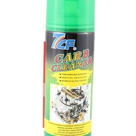 7CF Carburetor Cleaner 450ml  | Carb Cleaner | Carburetor Cleaning Agent | Mechanical Parts Cleaner-SehgalMotors.Pk