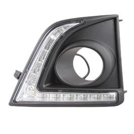 Toyota Corolla Pentair Fog Light Cover TY-544 - Model 2014-2017-SehgalMotors.Pk