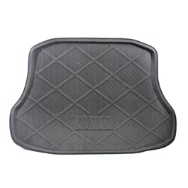 Honda Civic Foam Trunk Mats Black - Model 2012-2016-SehgalMotors.Pk