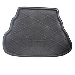 Honda City Foam Trunk Mats Black - Model 2008-2020-SehgalMotors.Pk