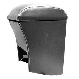 Mitsubishi Mirage Leather Arm Rest Black - Model - 2012-2017-SehgalMotors.Pk