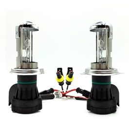 Maximus Motorized 55W H4 Tubes - Pair-SehgalMotors.Pk