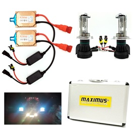 Maximus 55W HID Motorized H4