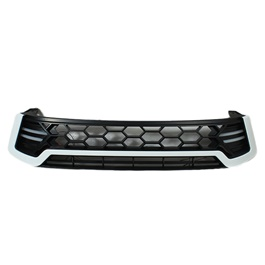 Toyota Hilux Revo Front Grille LED Style - Model - 2016-2017