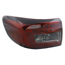 Toyota Corolla BackLights genuine Style A - Model 2012-2014-SehgalMotors.Pk
