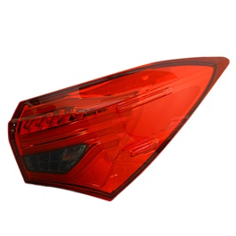 Toyota Corolla Back lamp Lava Style Red - Model 2014-2017-SehgalMotors.Pk