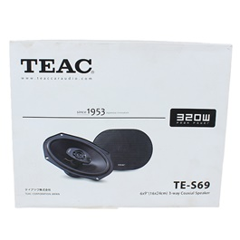 TEAC 320w Coaxial 4-way Speakers 16x24cm TE-S69-SehgalMotors.Pk