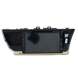 Toyota Corolla Vellfire LCD Multimedia System 10-Inches - Model 2014-2017-SehgalMotors.Pk