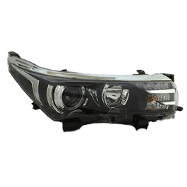 Toyota Corolla Headlamps Reflector Style - Model 2014-2017-SehgalMotors.Pk