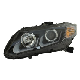 Honda Civic 2D Headlamps HD596 - Model 2012-2016