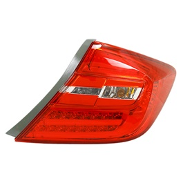Honda Civic Backlamp 4D HD597 - Model 2012-2016
