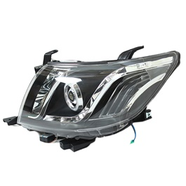Toyota Hilux Vigo Champ headlights TRD Style Ty1189 - Model - 2012-2016-SehgalMotors.Pk