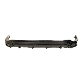 Toyota Fortuner Rear Bumper Black Thailand - Model 2016-2017-SehgalMotors.Pk