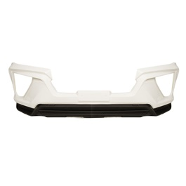 Toyota Fortuner Bumper Unpainted Thailand - Model 2016-2017-SehgalMotors.Pk