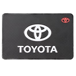 Toyota Non Slip / Anti Skid Mat For Dashboard-SehgalMotors.Pk