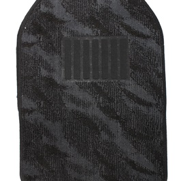 Universal Custom Floor Mats Black-SehgalMotors.Pk