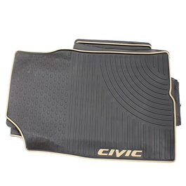 Honda Civic Custom Floor Mat - Model 2016-2019-SehgalMotors.Pk