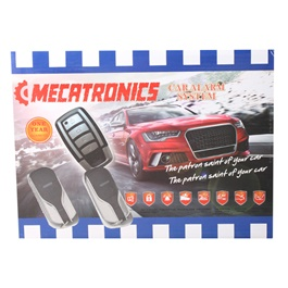 Mechatronics Security System MD-04