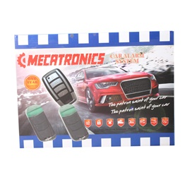 Mechatronics Security System MD-03