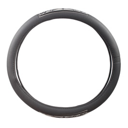 Racing Steering Cover - Black-SehgalMotors.Pk