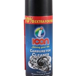 Icon Carburetor Cleaner | Carburetor Cleaning Agent | Carb Cleaner -SehgalMotors.Pk