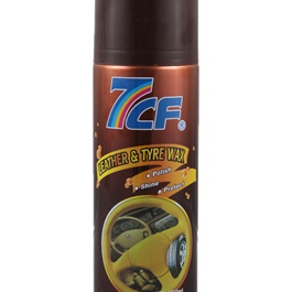 7CF Leather and Tyre Wax