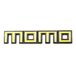 Momo Metal Logo Multi - Each-SehgalMotors.Pk