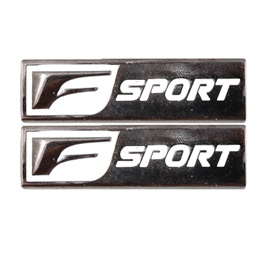 Sport Logo Black White - Pair