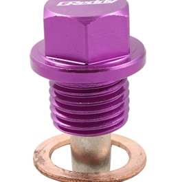 Toyota Engine Oil Nut - Purple-SehgalMotors.Pk