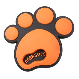 Foot Door Guard - Orange-SehgalMotors.Pk