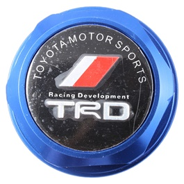 TRD Power Oil Cap for Toyota-SehgalMotors.Pk