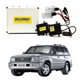 Toyota Land Cruiser Maximus 200W HID 6000 Lumens - Model 1998-2007-SehgalMotors.Pk