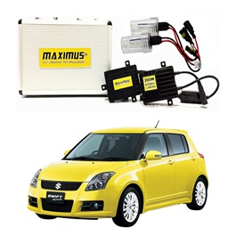 Suzuki Swift Maximus 200W HID 6000 Lumens - Model 2004-2010-SehgalMotors.Pk