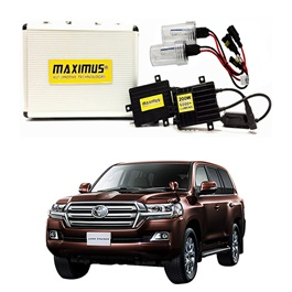 Toyota Land Cruiser Maximus 200W HID 6000 Lumens - Model 2015 - 2017-SehgalMotors.Pk